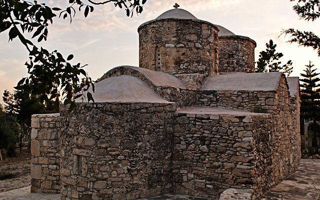 Кипр Церковь Святой Анастасии