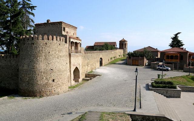 Грузия Телави