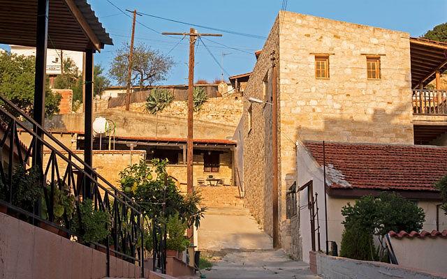 Достопримечательности Кипр Деревня Писсури
