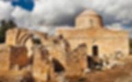 Кипр Церковь Тимиу Ставру (Святого Креста)