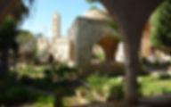 Кипр Монастырь Айя-Напа