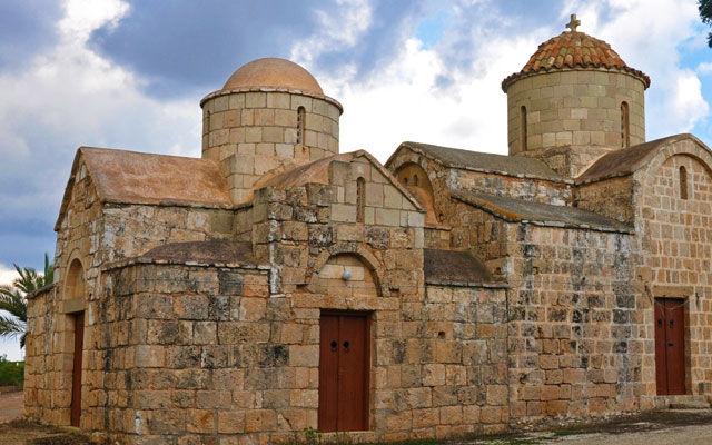 Достопримечательности Кипр Деревня Сотира