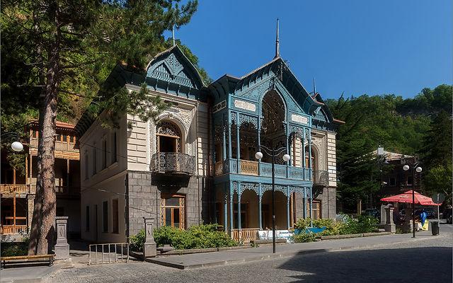 Грузия Дом Мирза-Риза-хана Боржоми