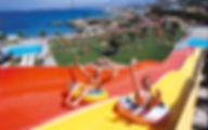 Греция Крит Аквапарк Star Beach