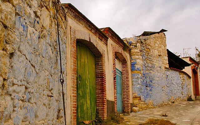 Достопримечательности Кипр Деревня Килани