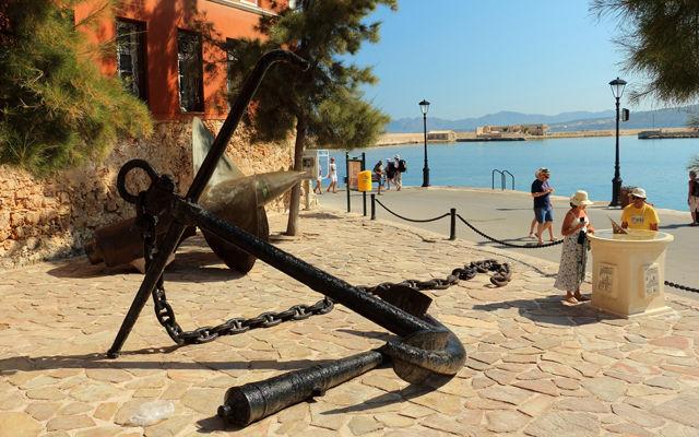 Греция Крит Морской музей
