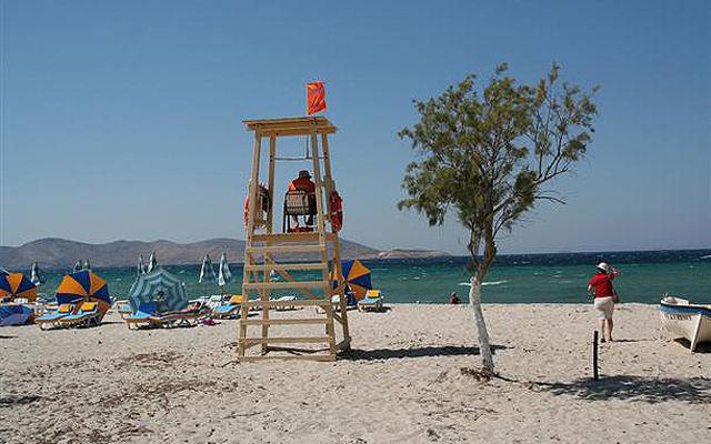 Греция Кос Пляж Тигаки