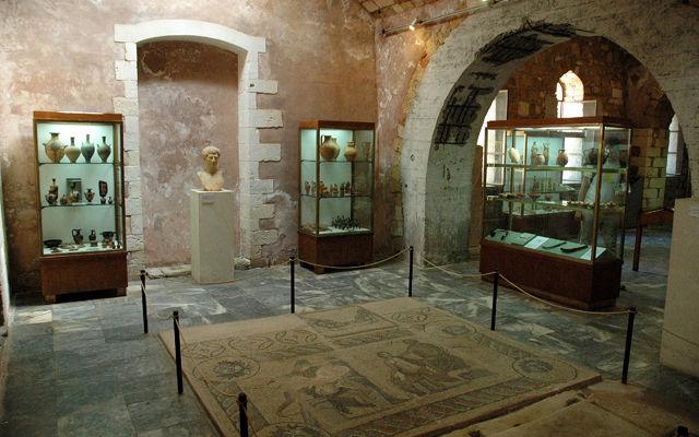 Греция Крит Археологический музей Ханья