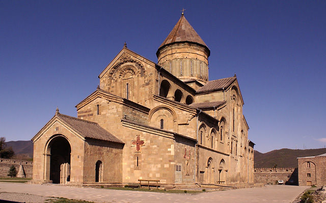 Грузия Кафедральный собор Светицховели Мцхета
