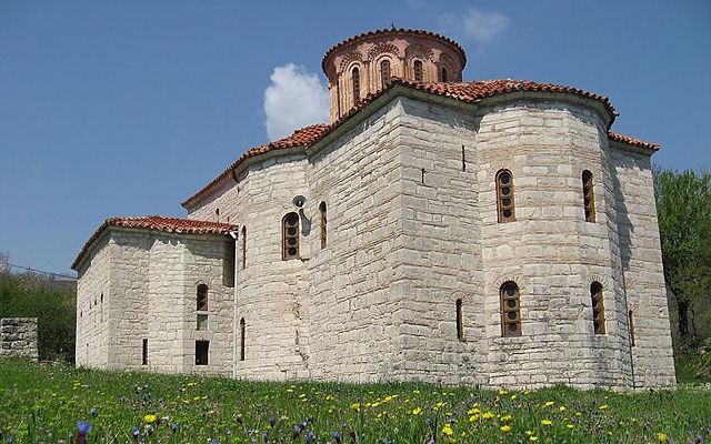 Греция Монастырь Петра
