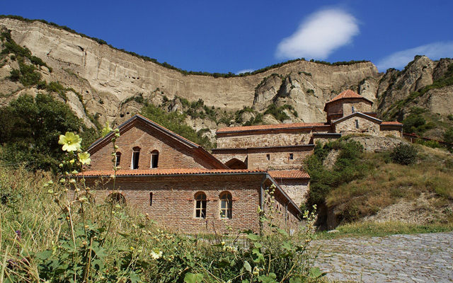 Грузия Шио-Мгвимский монастырь Мцхета-Мтианетия