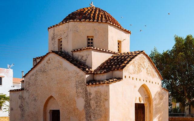 Достопримечательности Кипр Деревня Лиопетри