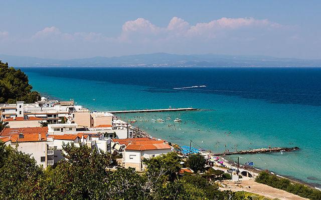 Греция Халкидики Калифея, Ситония