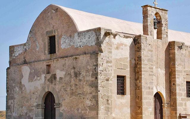 Кипр Часовня Святого Георгия Арперас
