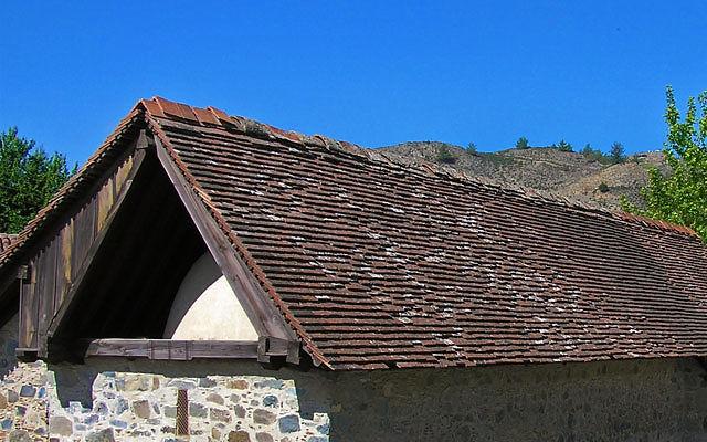 Кипр Церковь Преображения Господня