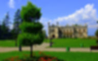 Грузия Дворец Дадиани Зугдиди