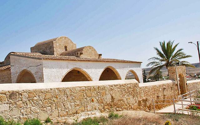 Кипр Церковь Святого Антония