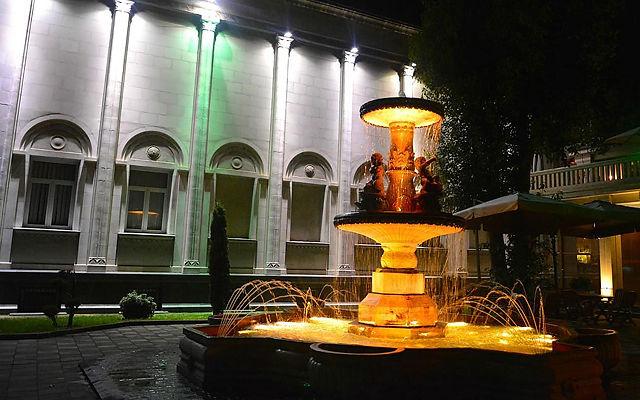 Грузия Национальный музей Аджарии Батуми
