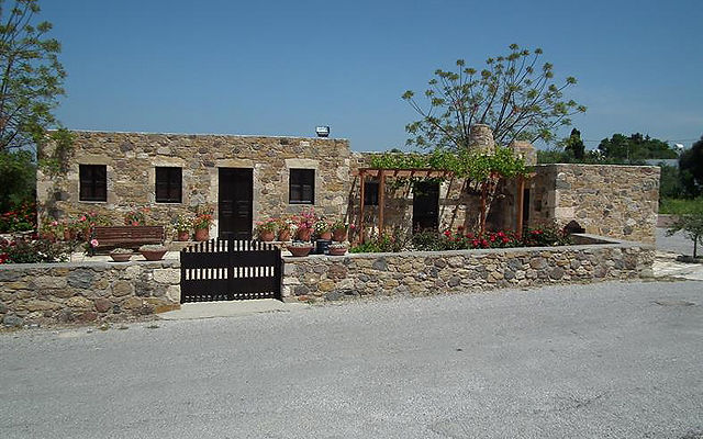 Греция Кос Народный музей  Антимахия