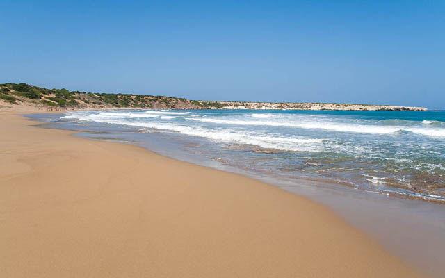 Кипр Пляж Лара (Акамас)