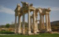 Греция Храм Афродиты