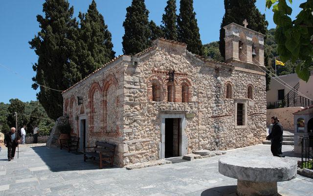 Греция Крит Монастырь Кера Кардиотисса