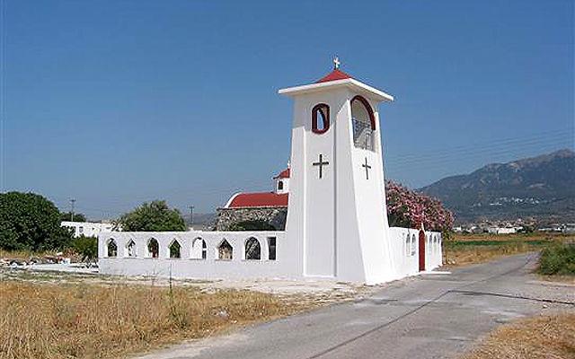 Греция Кос Тигаки