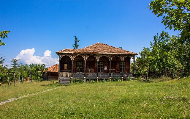 Грузия Этнографический музей Тбилиси