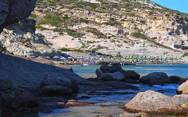 Греция Кос Пляж Camel-Бич Кефалос