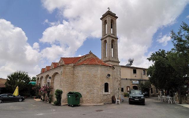Достопримечательности Кипр Деревня Фити