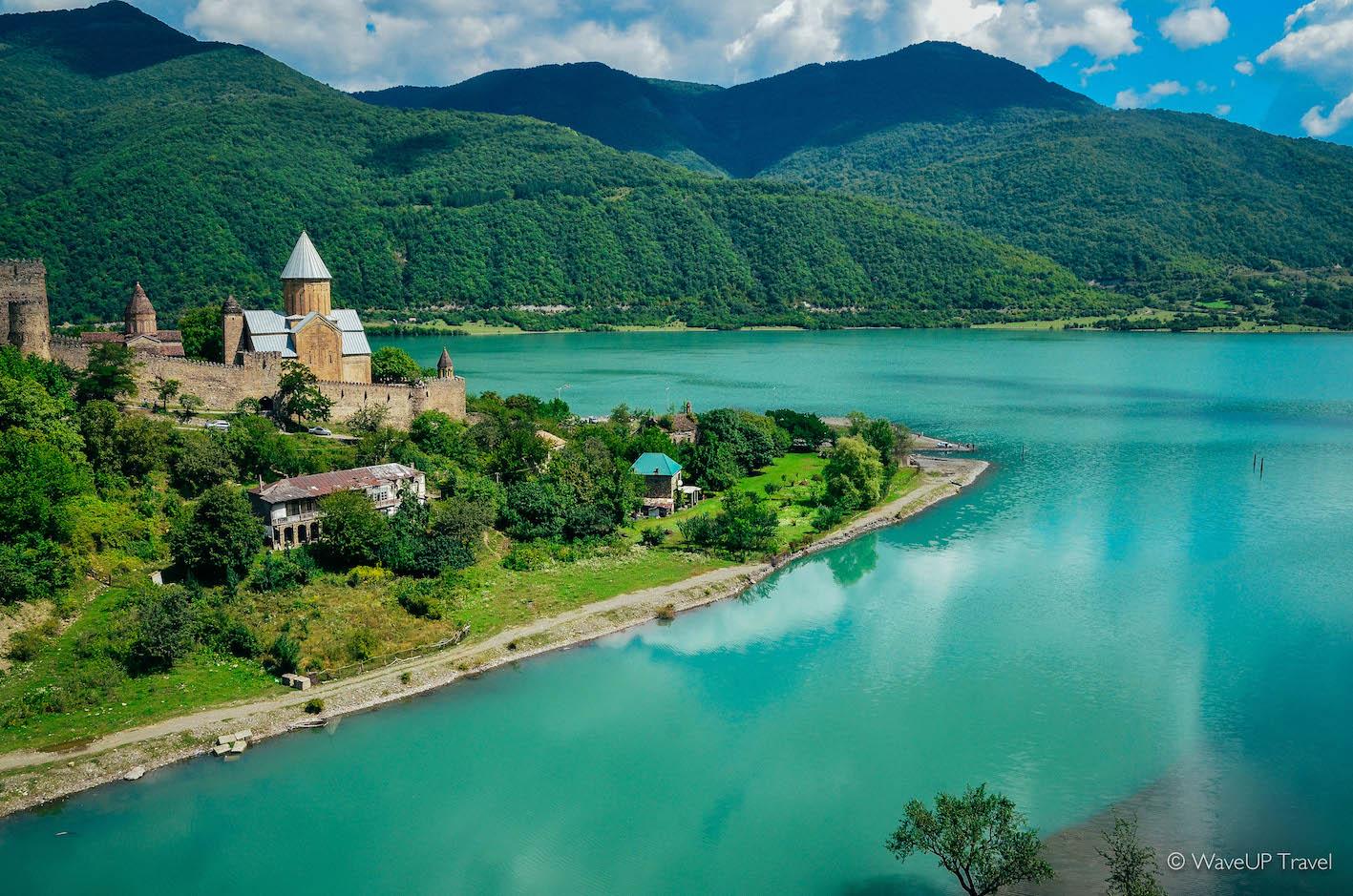 Грузия Монастыри и храмы
