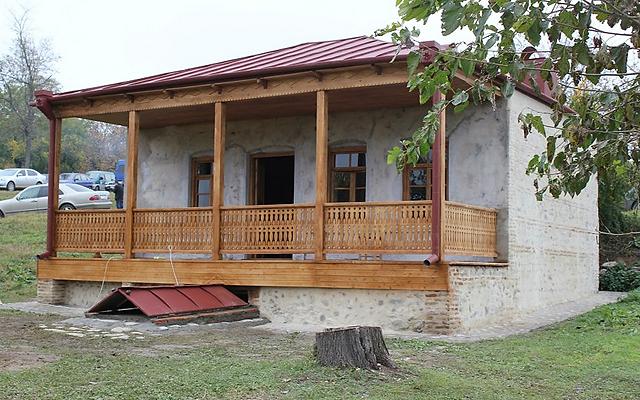 Грузия Дом-музей Нико Пиросмани Сигнахи