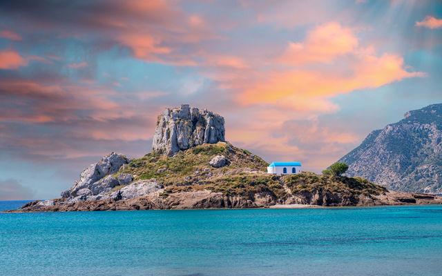 Греция Кос Пляж Стефанос Кефалос