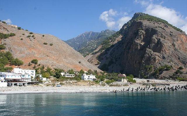 Греция Крит Сфакия