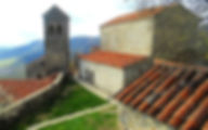 Грузия Монастырь Некреси Кахетия