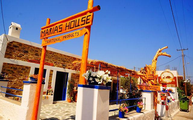 Греция Родос Винная деревня Эмбона