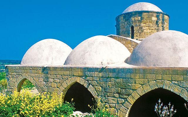 Достопримечательности Кипр Деревня Криту Терра