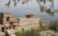 Греция Пелопоннес Мистра