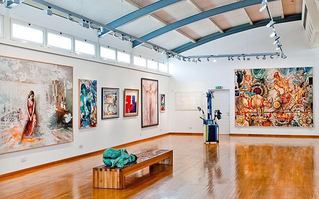 Кипр Галерея современного искусства (Никосия)