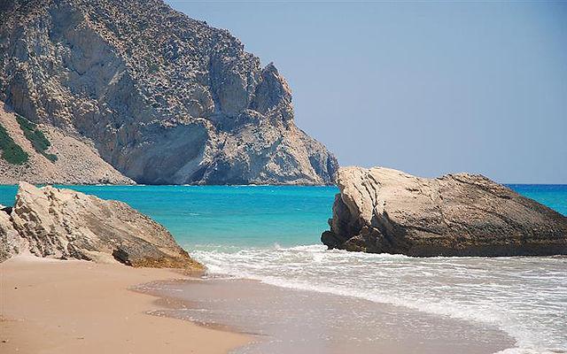 Греция Кос Пляж Каво Парадизо Кефалос
