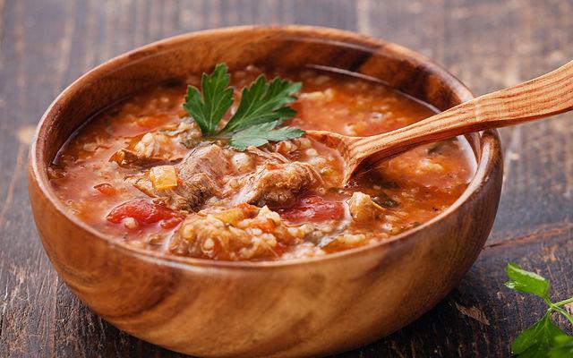Грузинская кухня Харчо