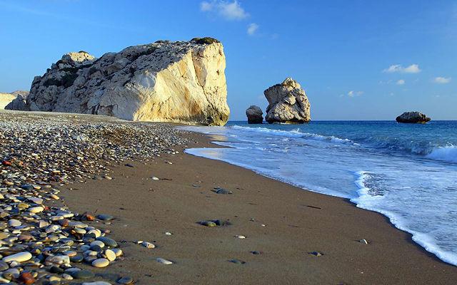 Кипр Пляж Афродиты (Пафос)