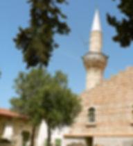 Кипр Мечеть Кебир Джами (Лимассол)
