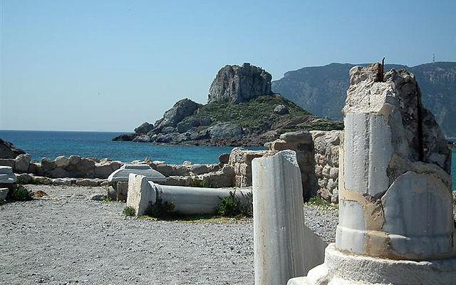 Греция Кос Агиос Стефанос Кефалос