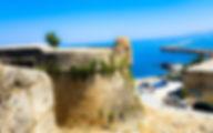 Греция Крит Крепость Фортецца Ретимно