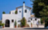 Греция Корфу Монастырь Пресвятой Богородицы Касопитры