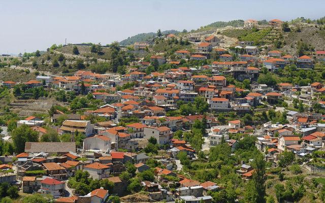 Достопримечательности Кипр Деревня Киперунда