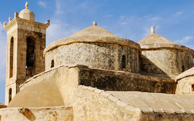 Кипр Византийская церковь Святой Параскевы