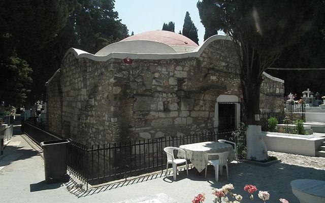 Греция Кос Церковь Святого Иоанна Крестителя Кос