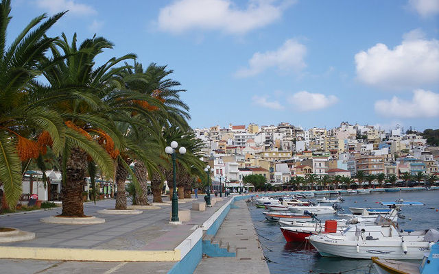Греция Крит Сития